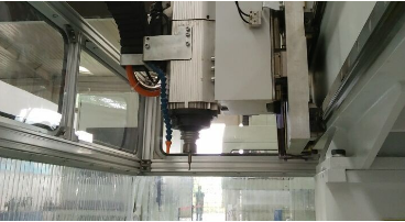 4-axis CNC aluminium machining center Curtain wall processing center DMCC6