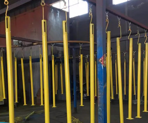 adjustable formwork used caffolding shoring props