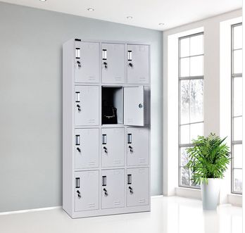 Wholesale Price Metal Gym Room Cube Locker Steel Almirah Godrej Photo