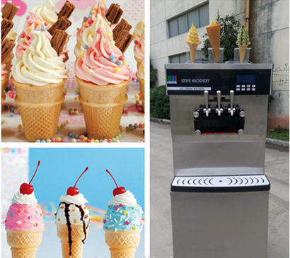 2016 new product ice cream machines manufacturers china