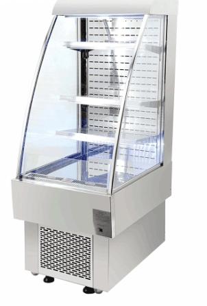 Display Showcase Freezer Curtain For Freezer Door