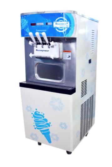 OP138C Milk Shake Maker and Automatic soft icecream machine