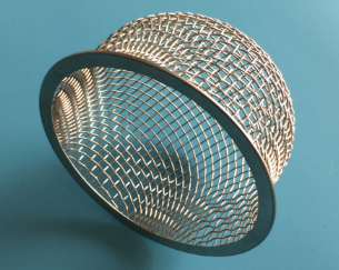Hot sale Grade 304 stainless steel wire mesh strainer