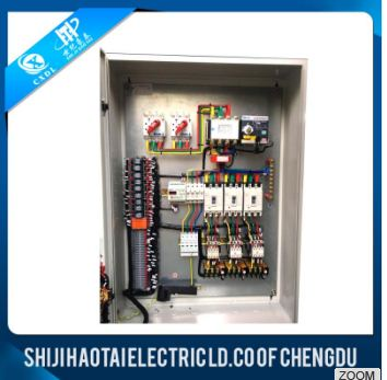 Made in C.N Low Voltage Switchgear Power Distribution Box distribution board