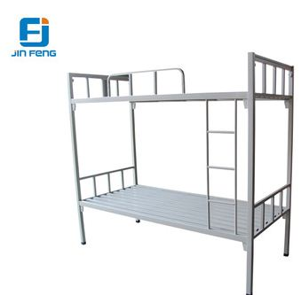 Adult Bunk Bed | Black, Grey, White, Blue, Pink | Steel Frame, Detachable