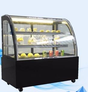 Sushi refrigerator showcase display sushi fridge