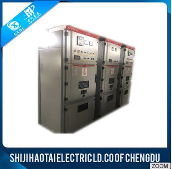 China's stable, solid metal armored pull out switchgear