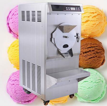 italian gelato machine/ batch freezer/italian ice cream machine