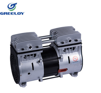 oilless air compressor motor for cloth printing purpose