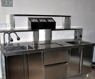 Custom design standing ice maker with pre-sales service