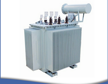 S11 10kV-35kV three phase oil immersed distribution transformer copper winding
