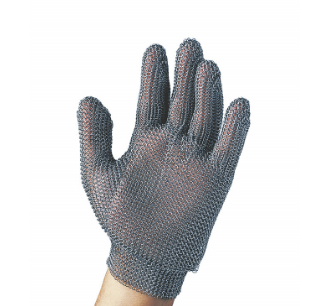 Factory Price Stainless Steel meat Cut Resistance hand safety Gloves
