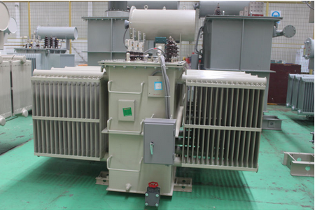 1400KVA 10kV three phase oil immersed bridge rectifier power transformer