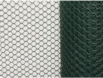 PVC coated galvanized hexagonal mesh on sale