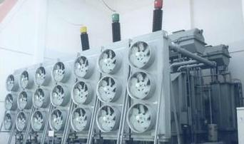 Single phase 11000KV/35KV toroidal transformer / transformer rectifier unit a
