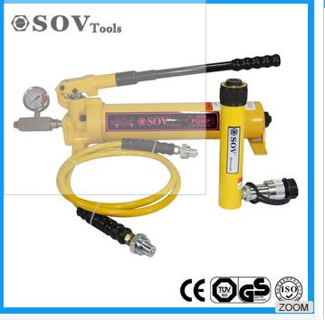 Single Acting Hydraulic Cylinder in Hydraulic Tools