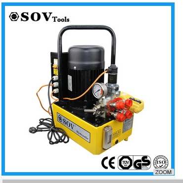 SV19series AL-Ti Pedal Hydraulic Pump Stations in hydraulic tools