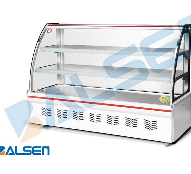 Refrigerated Display, Deli showcase refrigerator cooling cabinet