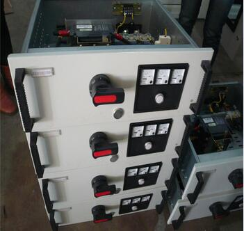 380-660v dc switchgear / electrical distribution box / metal elctrical box