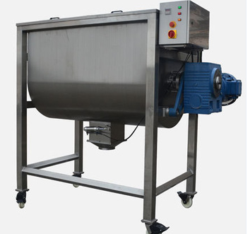 powder mixing machine with packaging machine