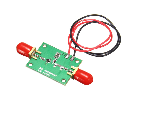 20MHz-2.4GHz Low Noise Small Signal Broadband RF Receiver Amplifier Signal Amplifier VHF UHF
