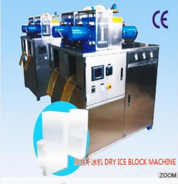 60kg/h dry ice pelleting machine