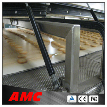 New design Stainless steel Biscuit cooling tunnel 2014