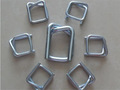 BST Packing material metal wire buckle 13mm for Polyester cord strapping