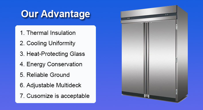 restaurant equipment commercial upright freezer