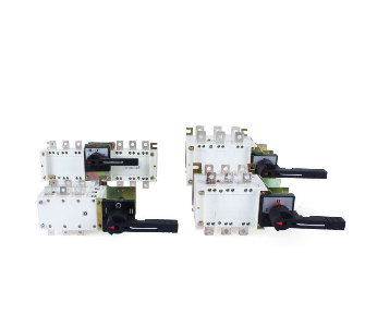 Low voltage manual change over switch 1000 amp