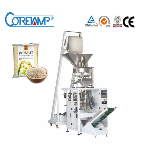 Automatic Packaging Machine for Plastic Bag Rice