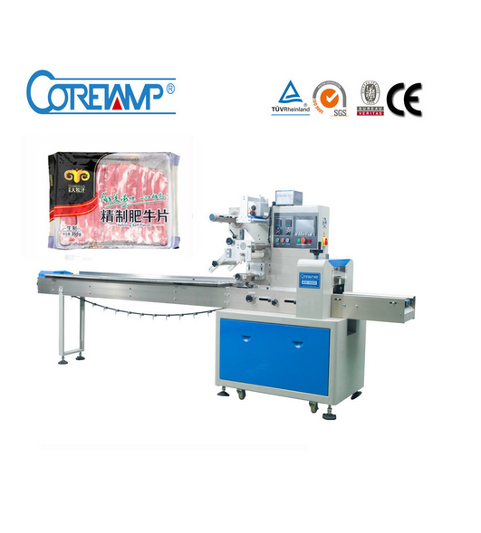 Flow Automatic Packing Machine for Meat