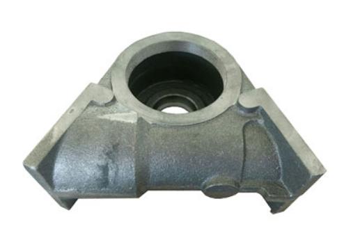 presicion casting stainless steel flowmeter body