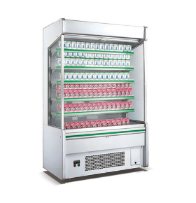 High quality single double doors commercial Kitchen refrigerator for sale