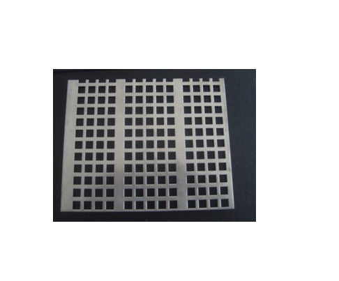 Made in China 2mm perforated metal sheet low price