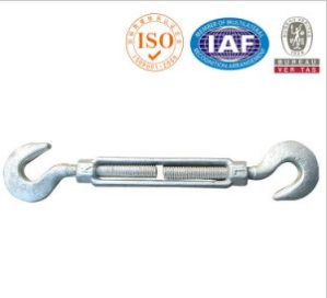 Us Standard Turnbuckle Hook Hook Die Forged Hot Dipped Galvanized