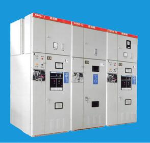 12kV High voltage box irremovable type AC Metal-enclosed electrical switchgear