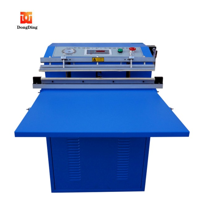 Semi- automatic food and grian bag vacuum packing machine