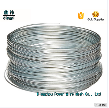 Alibaba best quality high tensile strength galvanized iron wire raw material of wire nail