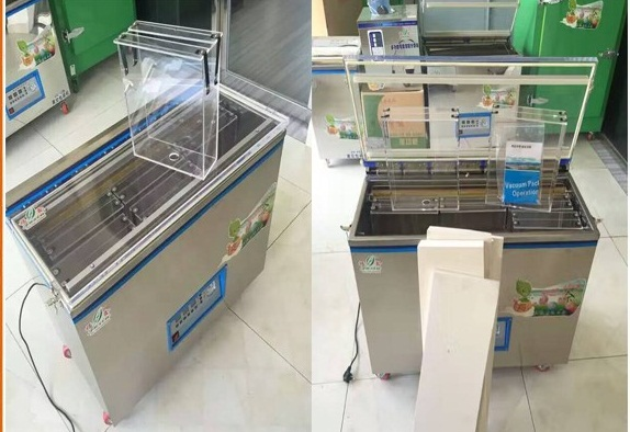 High Efficiency tea/tea leave Vacuum Packaging Machine