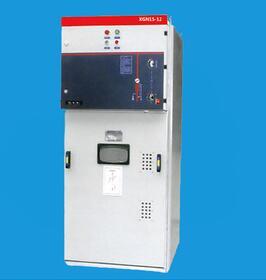 XGN15-12 12kV High voltage eletrical switchgear/sf6 ring main unit switchgear