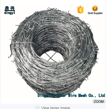 China manufacturer concertina razor wire plastic galvanized barbed wire