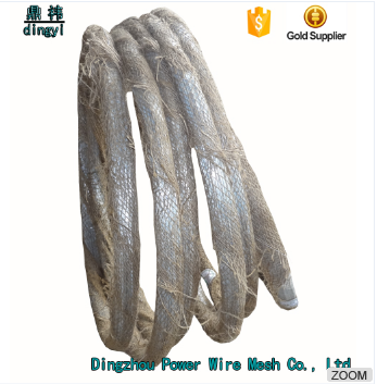 electric galvanized iron wire made in china ( real factory )