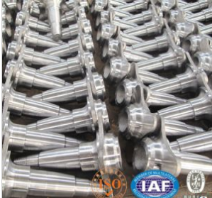 Stainless Steel Forging CNC Machining Shaft