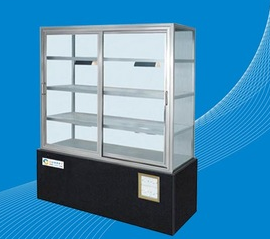 Cake Display Freezer/Ice Cream Display Cabinet/Cake Cooler Showcase