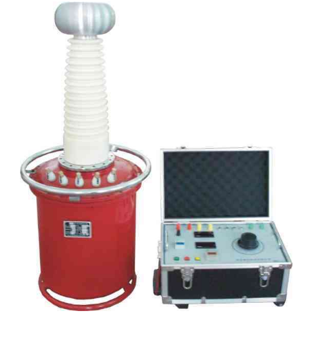 short-time high voltage tests of loads HT power frequency testing transformer