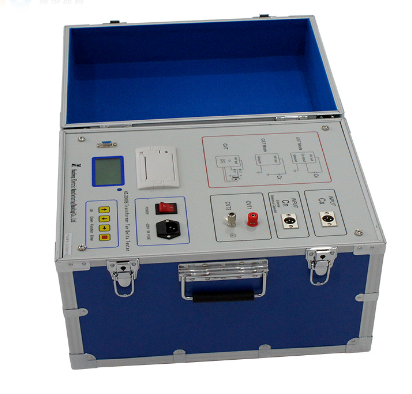 transformer capacitance & tan delta tester /dissipation factor meter