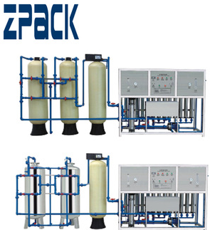 Bottle Water Packing And Filling Machine /beverage filling and packing machine