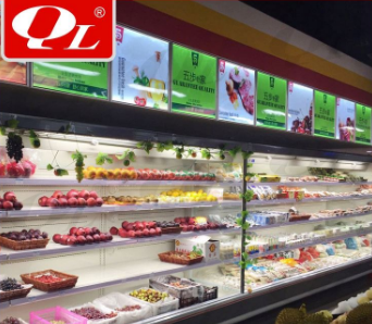Good quality refrigeration display case