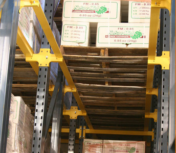 heavy duty professional manufacturer multiple depth drive in bays for logistics storage